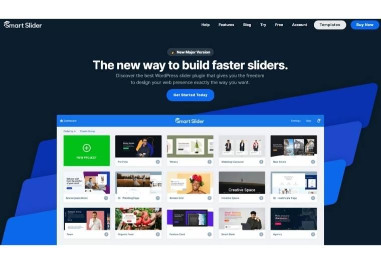 Best WordPress Slider Plugins - Smart slider 3