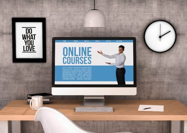 How to create an online course using wordpress