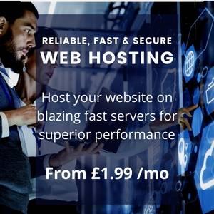 Web Hosting UK Offer